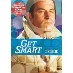 Get Smart: Seasons 3 & 4 (DVD 1967)