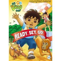 Go Diego Go!: Ready, Set, Go! (DVD 2007)