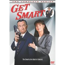 Get Smart: The Complete Series (1995) (DVD 1995)