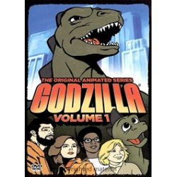 Godzilla: The Original Animated Series - Volume 1 (DVD 1978)