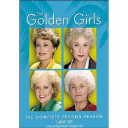 Golden Girls, The: The Complete Second Season (DVD 1986)