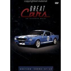 Great Cars: Mustang / Cobra / GT - 40 (DVD 2004)