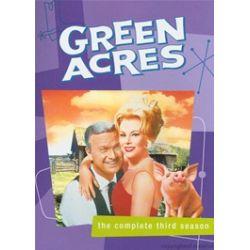 Green Acres: Season 3 (Repackage) (DVD 1967)