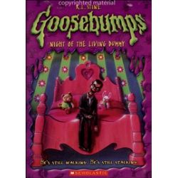 Goosebumps: Night Of The Living Dummy (Repackage) (DVD 1995)