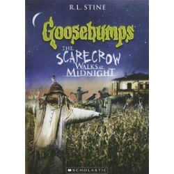 Goosebumps: The Scarecrow Walks At Midnight (DVD 1996)