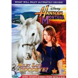 Hannah Montana: Miley Says Goodbye? (DVD 2010)