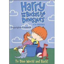 Harry And His Bucket Full Of Dinosaurs: Volume 1 (DVD 2005)