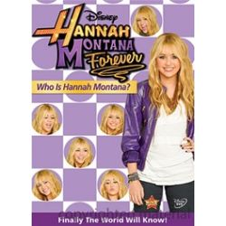 Hannah Montana Forever: Who Is Hannah Montana? (DVD 2010)