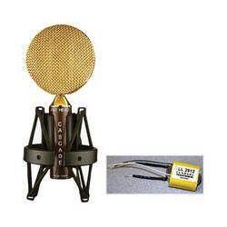Cascade Microphones Fat Head Ribbon Microphone 98-GL B&H Photo