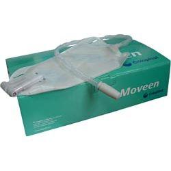 Worek na mocz Moveen na nogę - basenowy