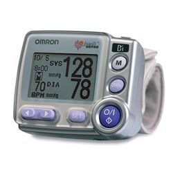 Ciśnieniomierz nadgarstkowy OMRON R7