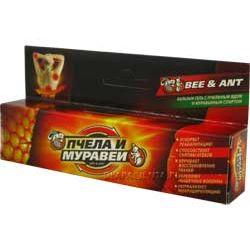 Pszczoła i mrówka krem - żel do ciała