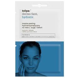 Tołpa hydrativ, maska-peeling hydroenzymatyczny na twarz, szyję i dekolt