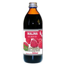 Sok z Malin bez konserwantów 500ml