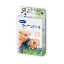 Hartmann DermaPlast kids - plaster dla dzieci z wzorami