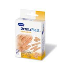 Hartmann DermaPlast plaster z dwukierunkowo rozciągliwej elastycznej tkaniny