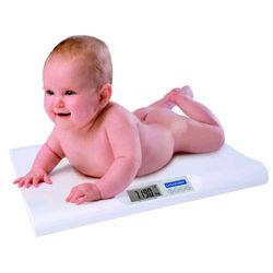 Lanaform - Waga dla dzieci Baby Scale