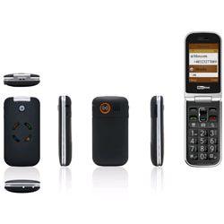 Telefon komórkowy GSM dla seniora z klapką MM820