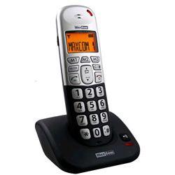 Telefon bezprzewodowy dla seniora MC 6900 (DECT)