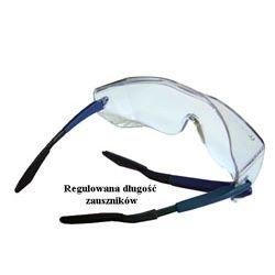 Okulary ochronne Peltor.