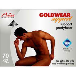 Aries Avicenum 70 - męskie rajstopy zdrowotne (Goldwear Support)