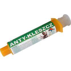Anty-kleszcz - przyrząd do usuwania kleszczy