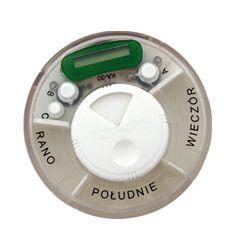 Kasetka do dawkowania leków z alarmem - dzienna KA-30