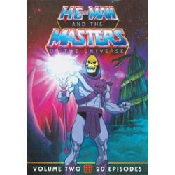 He-Man And The Masters Of The Universe: Season 1 - Volume 2 (DVD 1983)