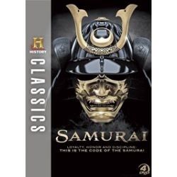 History Classics: Samurai  (DVD)