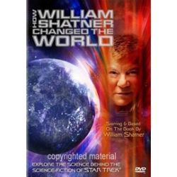 How William Shatner Changed The World (DVD 2005)