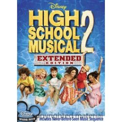 High School Musical 2: Extended Edition (DVD 2007)