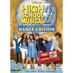 High School Musical 2: 2 Disc Deluxe Dance Edition (DVD 2007)