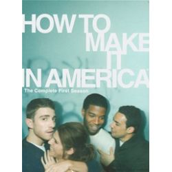 How To Make It In America: The Complete First Season (DVD 2010)