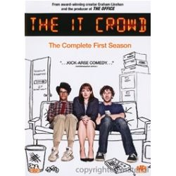 IT Crowd, The: The Complete First Season (DVD 2006)