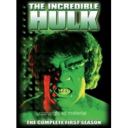 Incredible Hulk, The: The Complete First Season (DVD 1978)