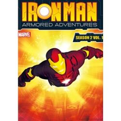 Iron Man: Armored Adventures - Season 2 Volume 1 (DVD)