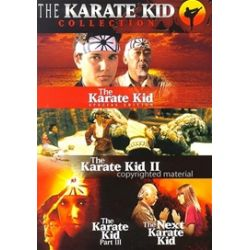 Karate Kid Collection, The (DVD 1984)