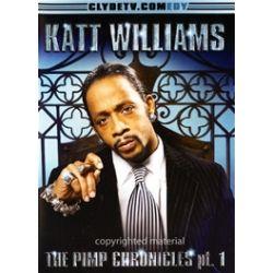 Katt Williams: The Pimp Chronicles Part 1 (DVD 2006)