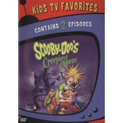 Kids TV Favorites: Scooby-Doo's Creepiest Capers (DVD)