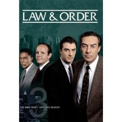 Law & Order: The Third Year (Repackage) (DVD 1992)