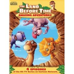 Land Before Time, The: Amazing Adventures (DVD)