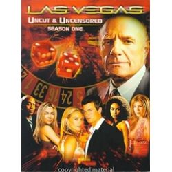 Las Vegas: Season One - Uncut & Uncensored (DVD 2003)