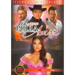 La Que No Podia Amar (The One Who Couldn't Love) (DVD)