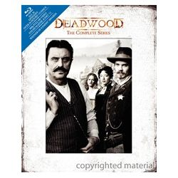 Deadwood: The Complete Series (Blu-ray  2004)