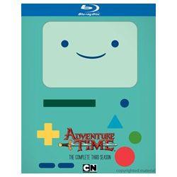 Adventure Time: The Complete Third Season (Blu-ray  2011)