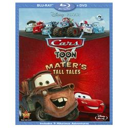 Cars Toon: Mater's Tall Tales (Blu-ray + DVD Combo) (Blu-ray  2008)