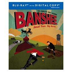 Banshee: The Complete First Season (Blu-ray + Digital Copy) (Blu-ray  2013)