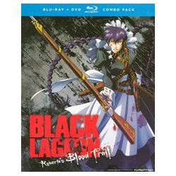Black Lagoon: Roberta's Blood Trail OVA (Blu-ray + DVD Combo) (Blu-ray )