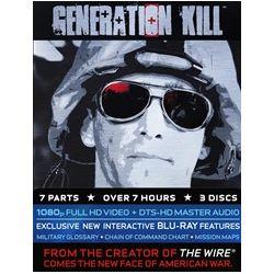 Generation Kill (Blu-ray  2008)