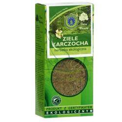 Ziele karczocha - herbatka